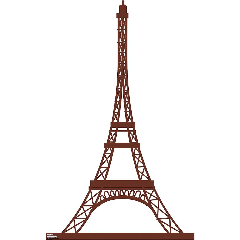 Eiffel Tower Standee Image #1