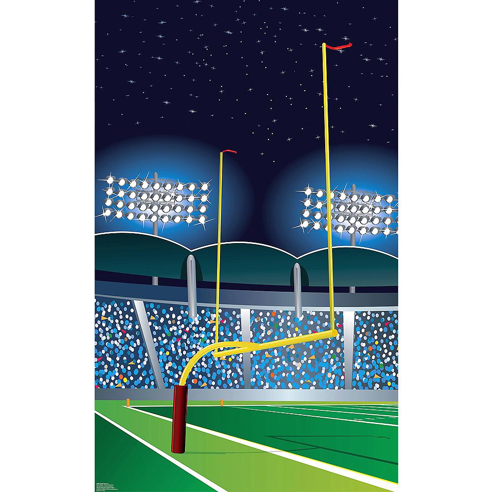 Football Goal Post Standee Image #1