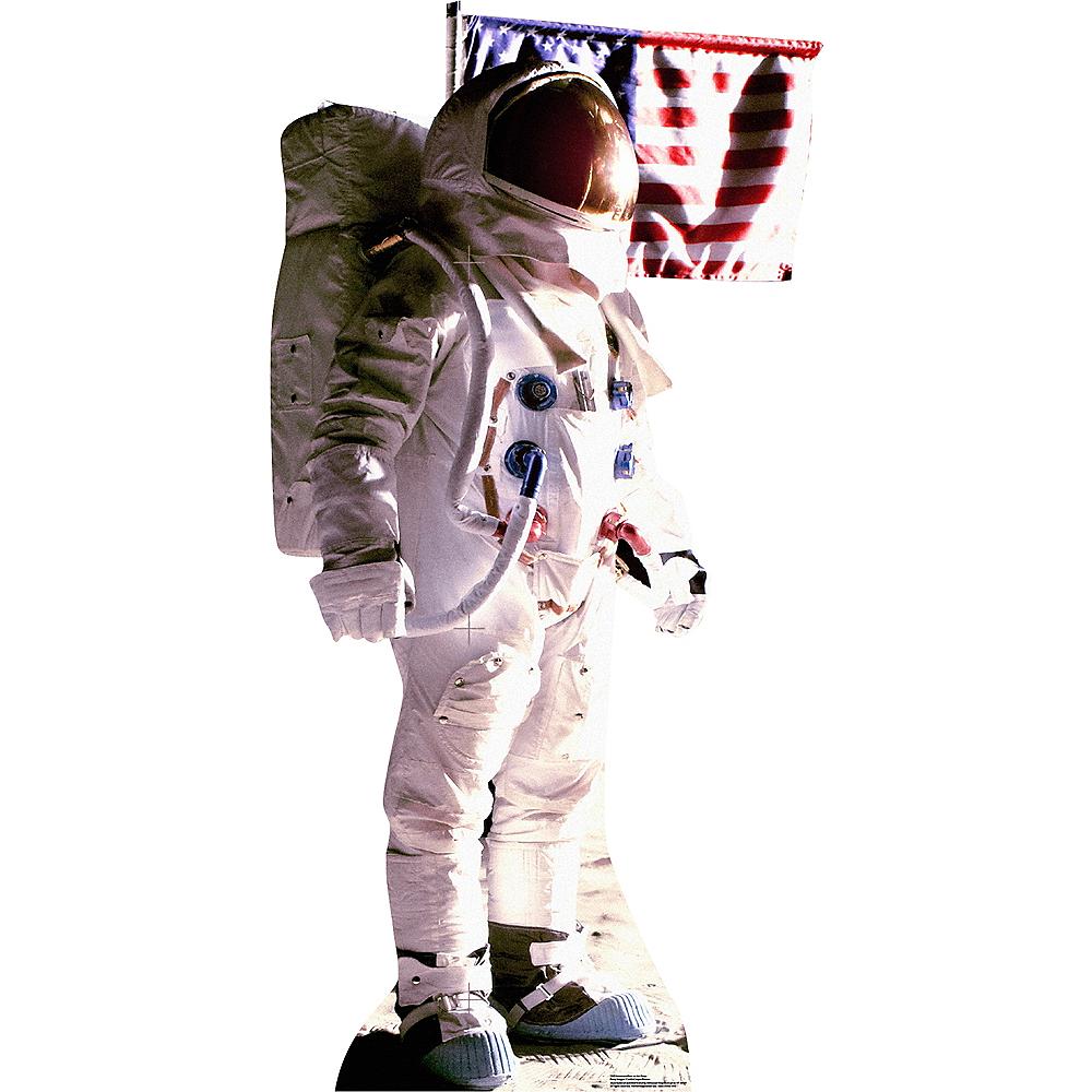 Astronaut Life-Size Cardboard Cutout Image #1