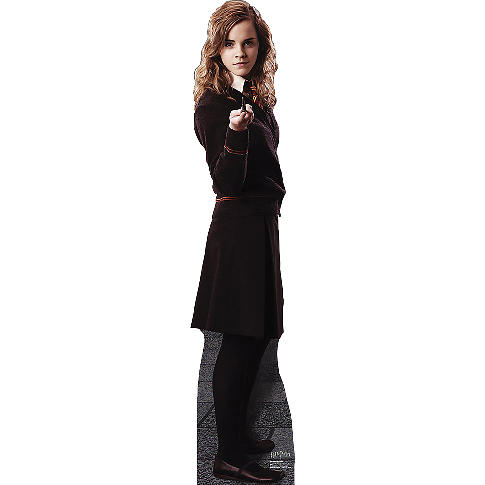 Nav Item for Hermione Granger Life-Size Cardboard Cutout - Harry Potter Image #1