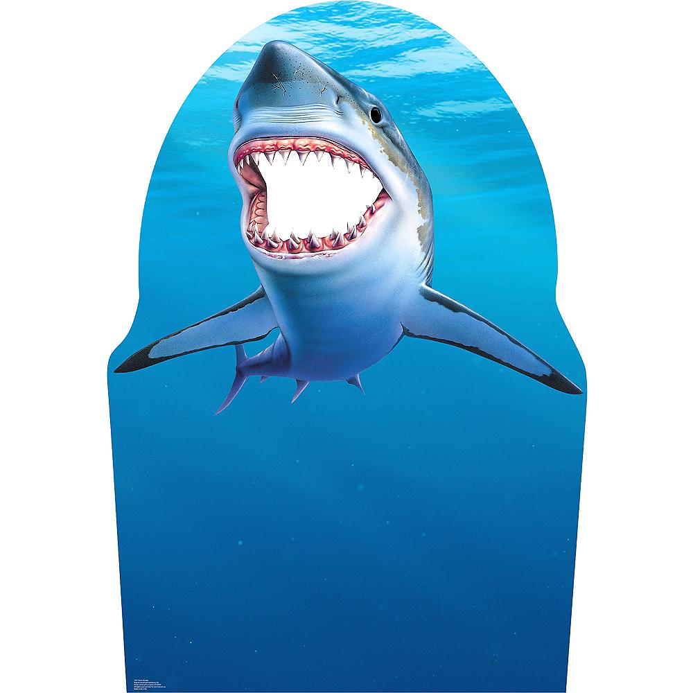 Shark Photo Standee Image #1