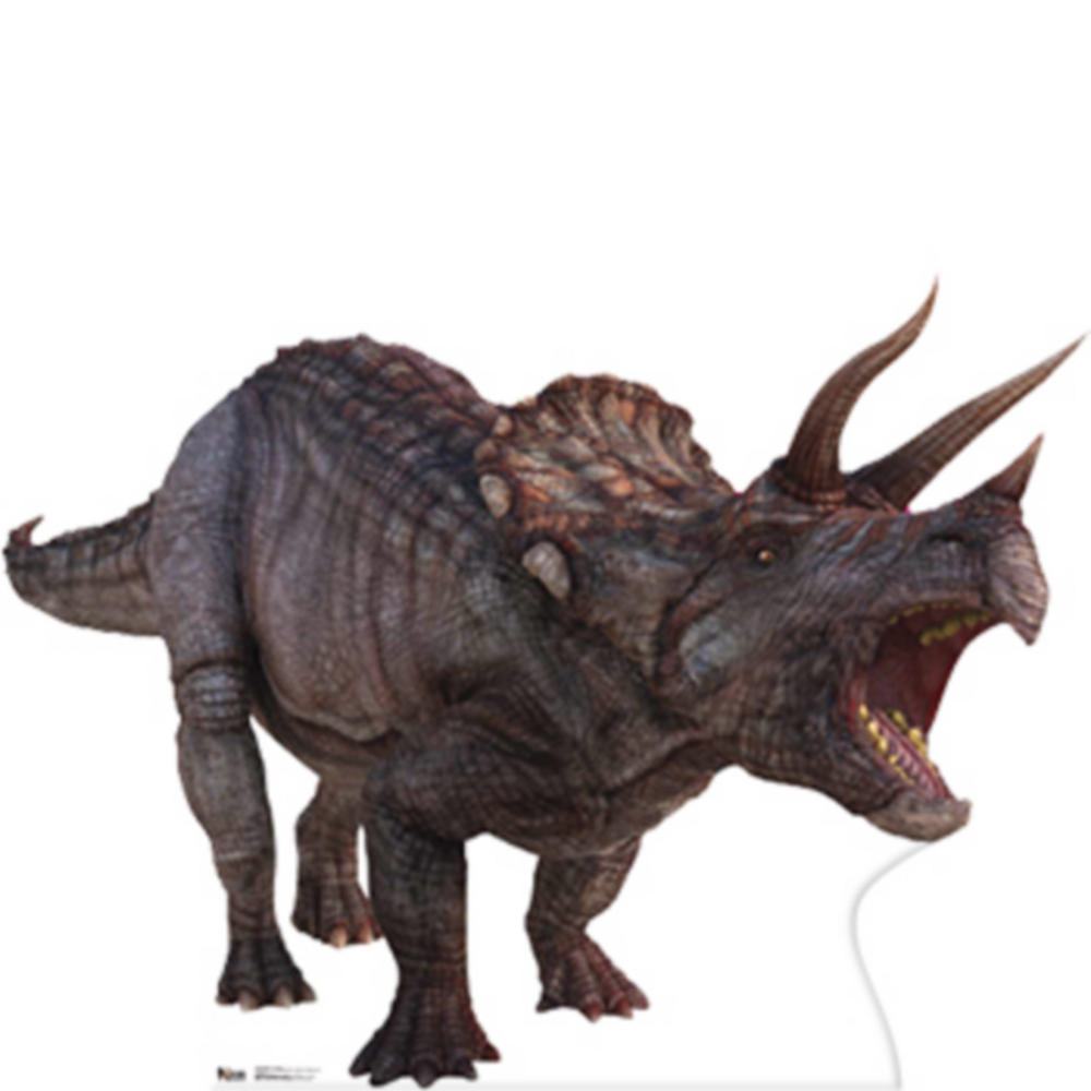 Triceratops Standee Image #1