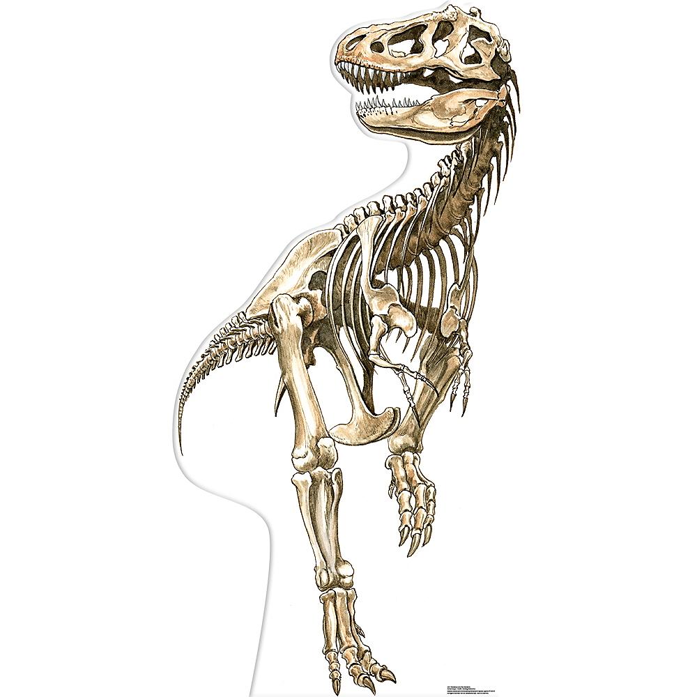 Tyrannosaurus Rex Skeleton Standee Image #1