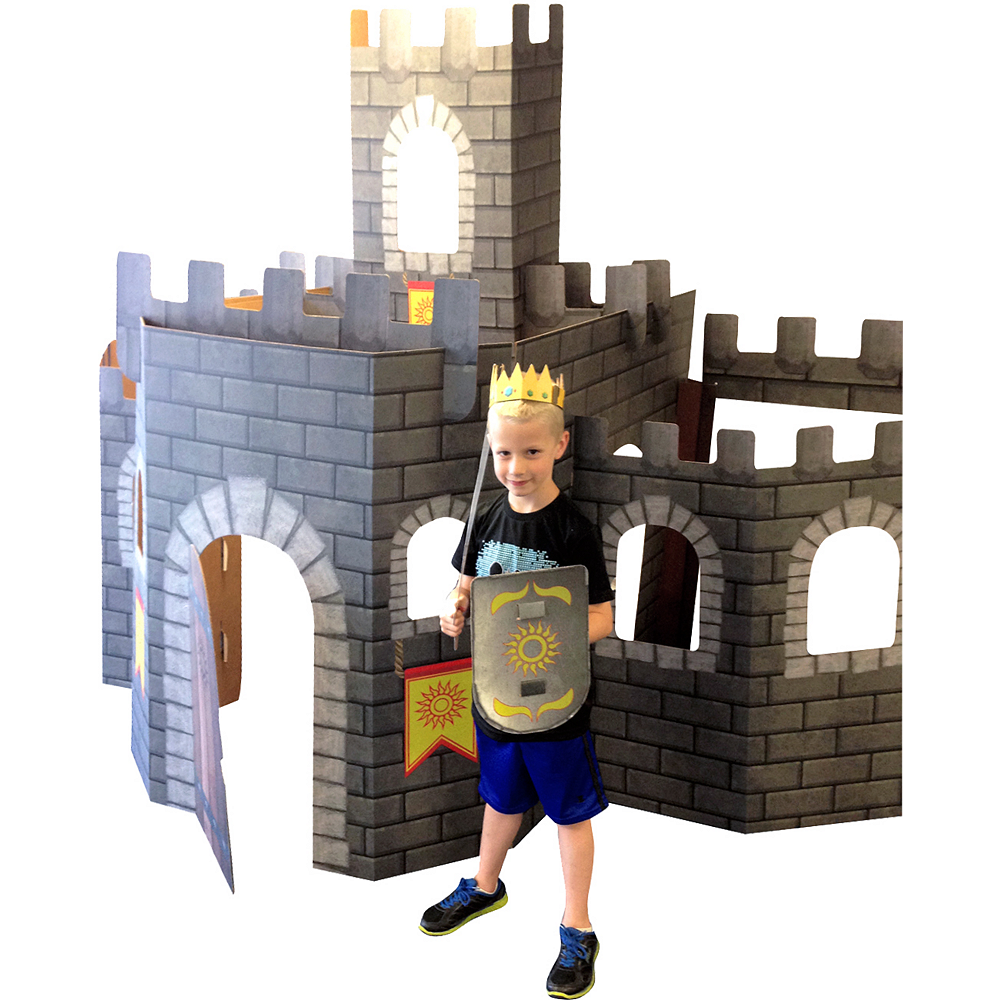 Nav Item for 3D Castle Playhouse Set Image #1