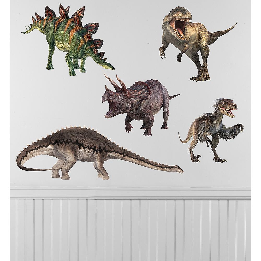 Dinosaur Wall Decals 5ct Image #1