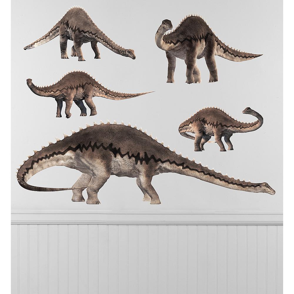 Diplodocus Wall Decals 5ct Image #1