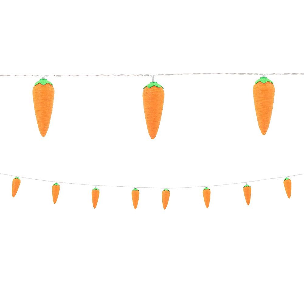 Carrot LED String Lights Image #1