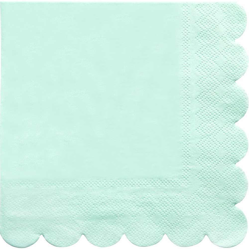 Shades of Blue Lunch Napkins 20ct Image #3