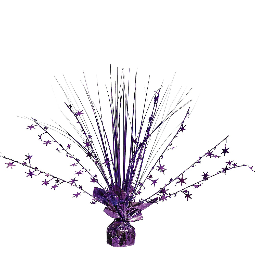 Lavender & Purple Deluxe Party Kit for 16 Guests Image #7