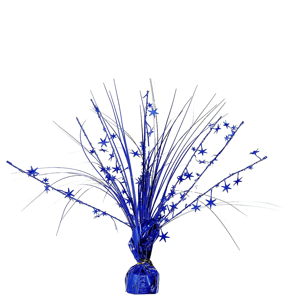 Caribbean Blue & Royal Blue Deluxe Party Kit for 16 Guests Image #8