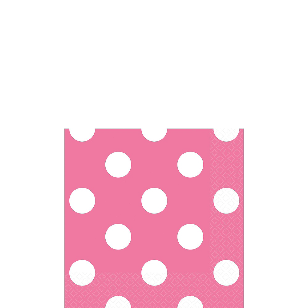 Bright Pink & Pink Deluxe Party Kit for 16 Guests Image #2
