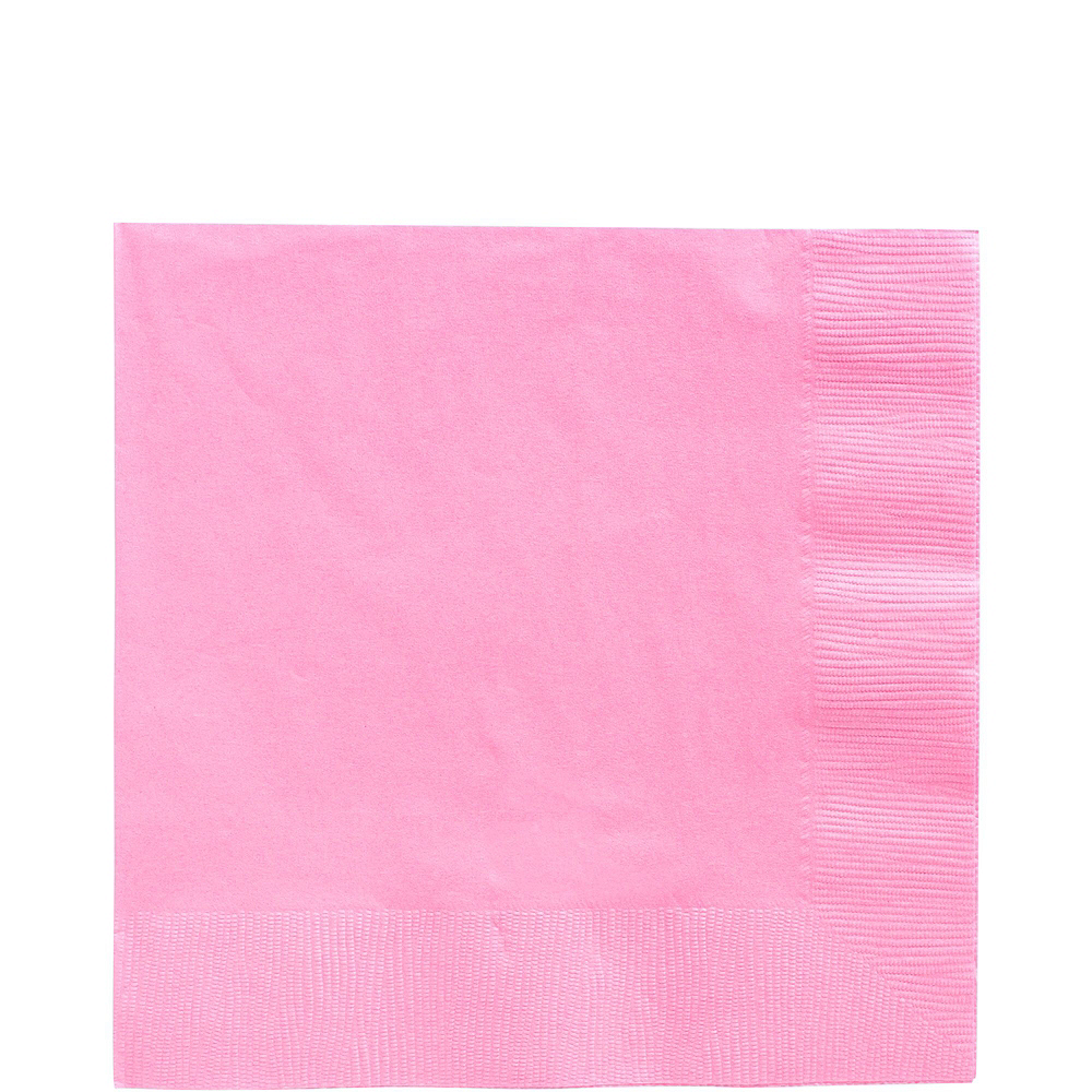 Bright Pink & Pink Deluxe Party Kit for 16 Guests Image #3
