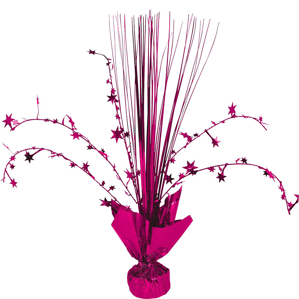 Bright Pink & Pink Deluxe Party Kit for 16 Guests Image #7