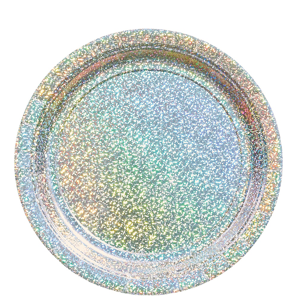 Prismatic Silver Tableware Kit for 16 Guests Image #3