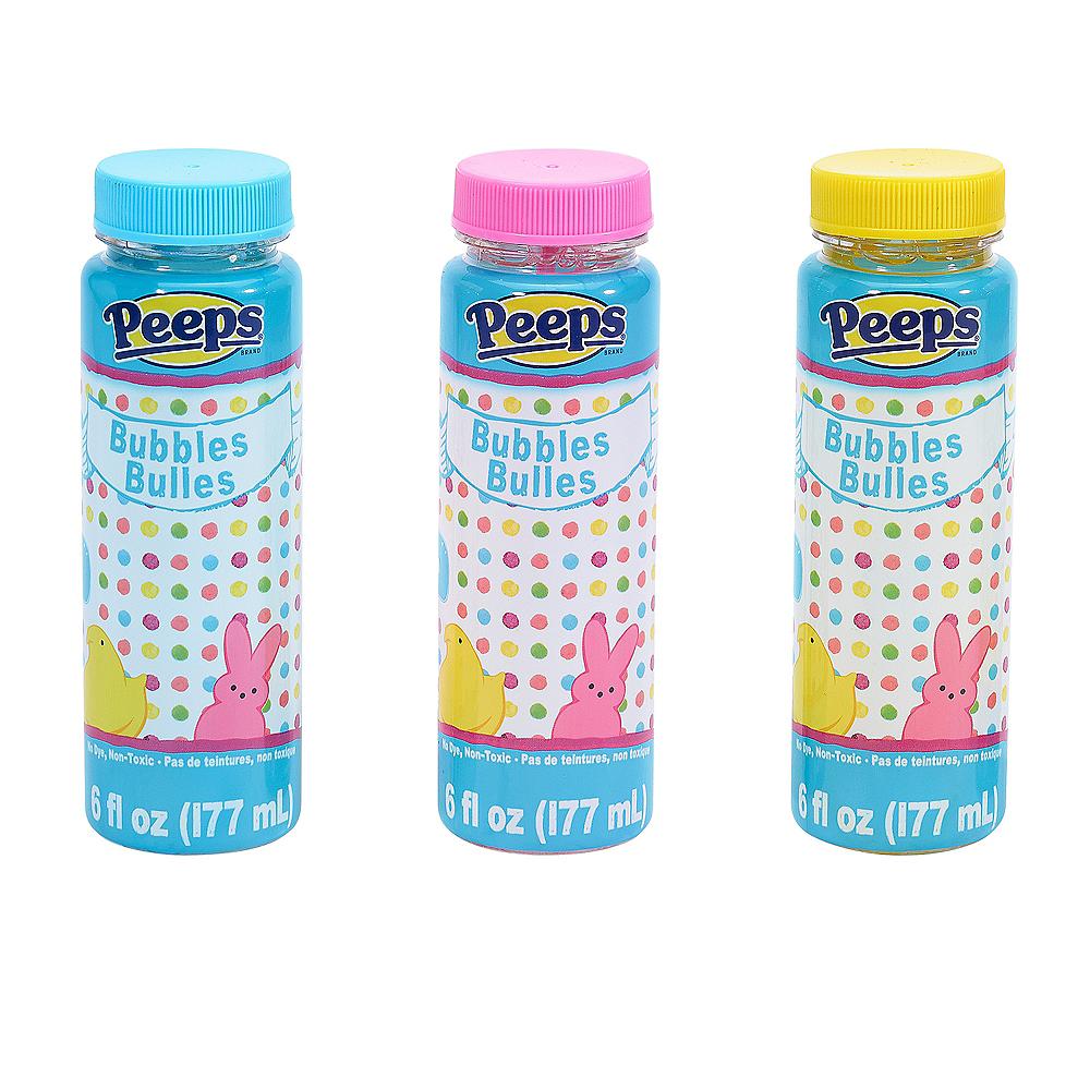 Peeps Bubbles Image #1