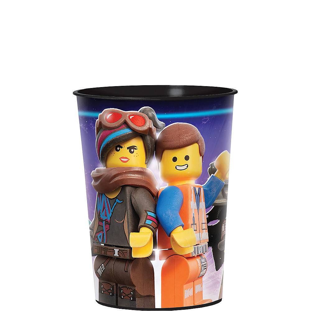 The LEGO Movie 2: The Second Part Favor Cup Image #1