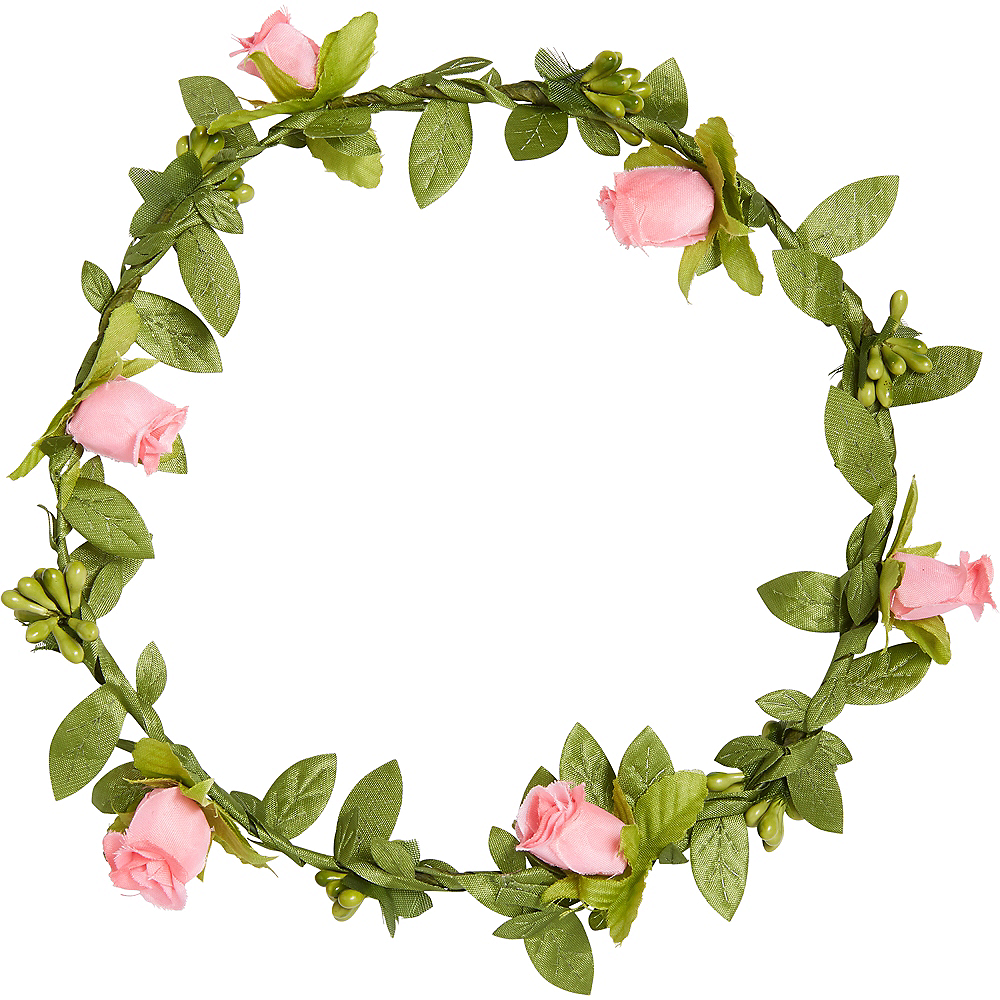 Mint to Be Flower Crown Image #2