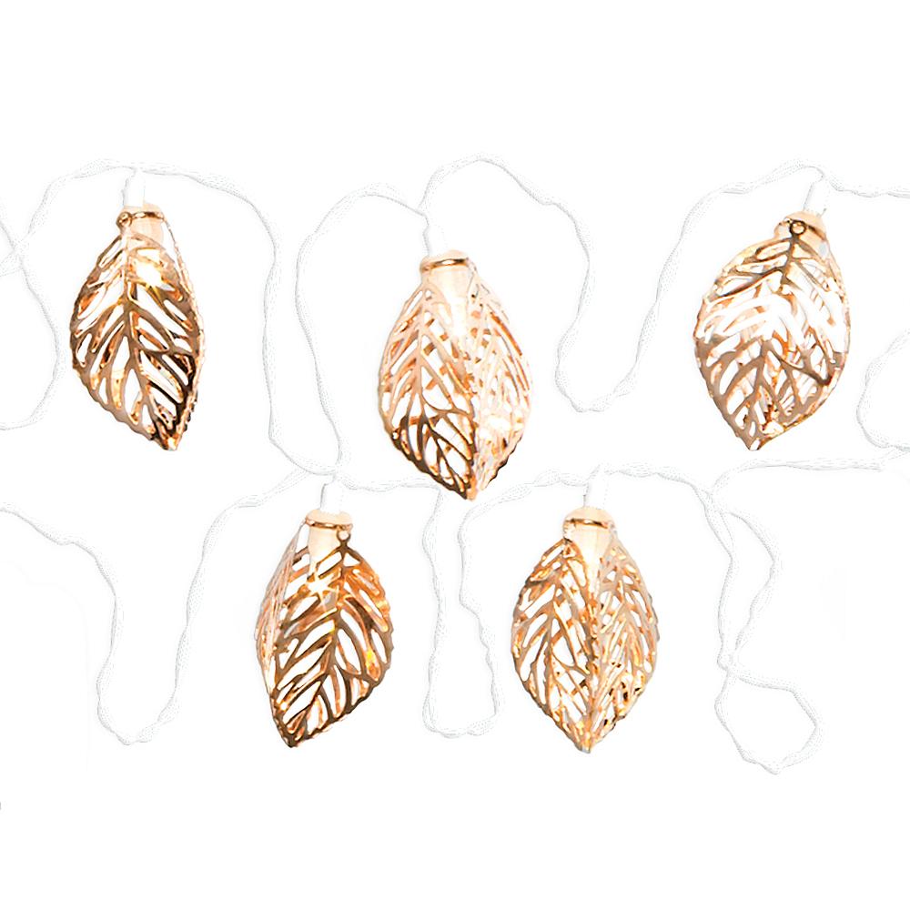 Love & Leaves LED String Lights Image #1