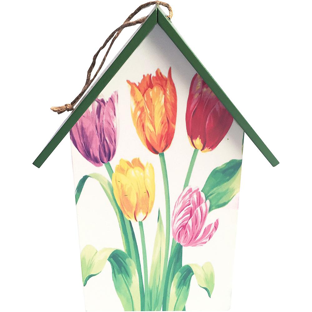 Tulip Birdhouse Image #1