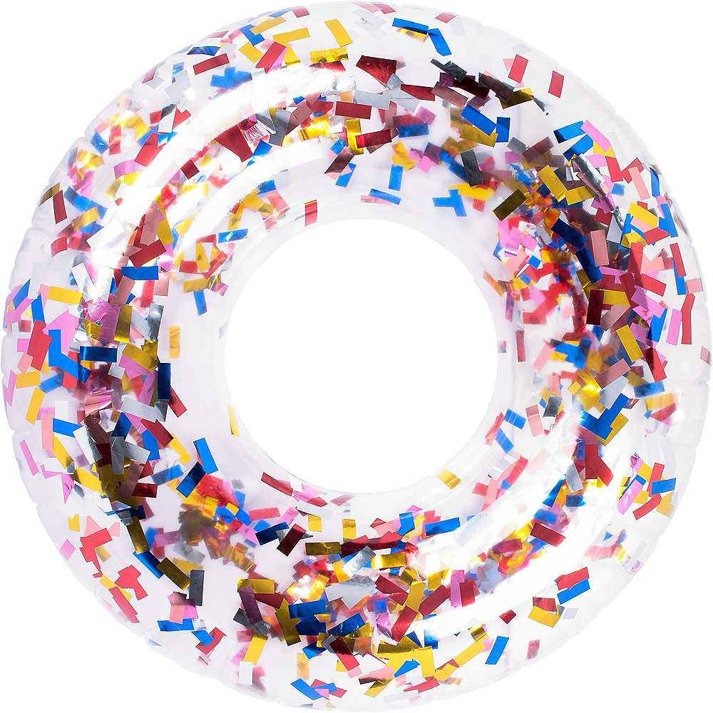 Confetti Pool Float Image #1