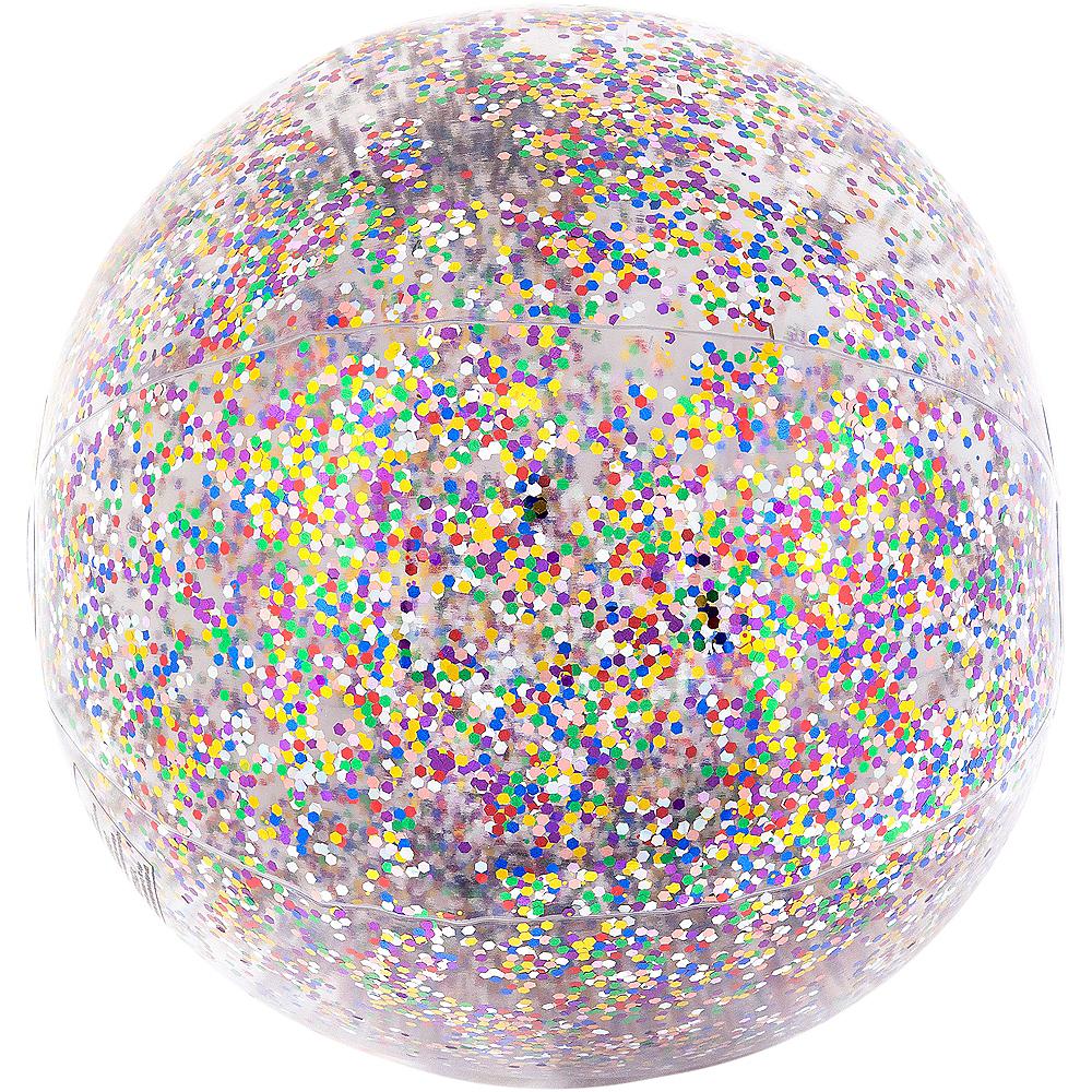 Confetti Beach Ball Image #1