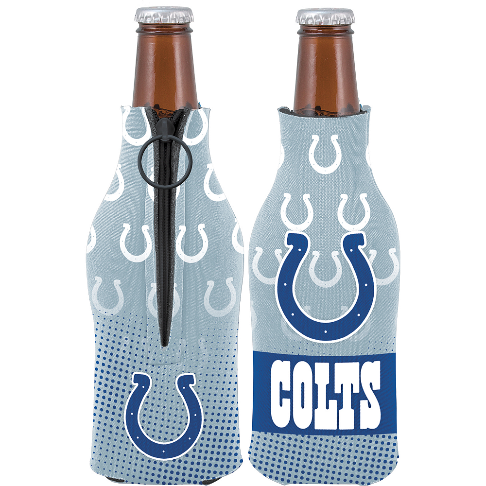 Indianapolis Colts Bottle Coozie Image #1