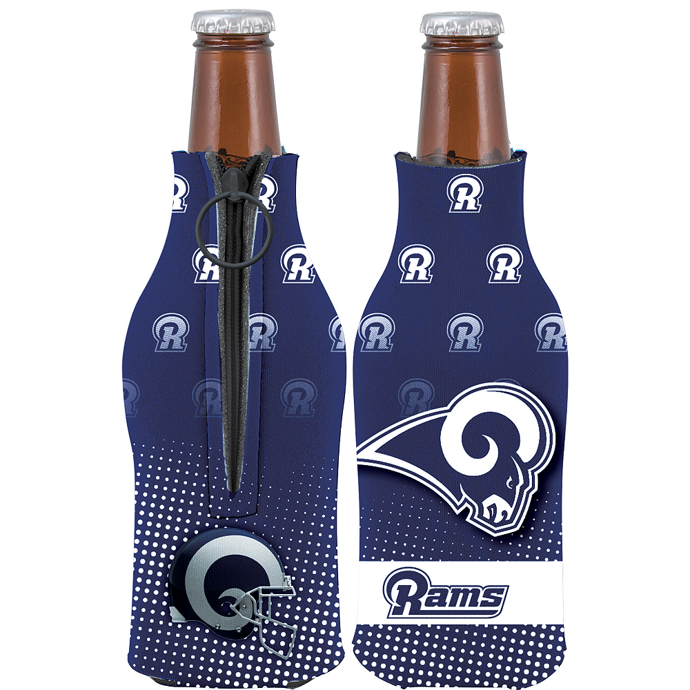 Los Angeles Rams Bottle Coozie Image #1