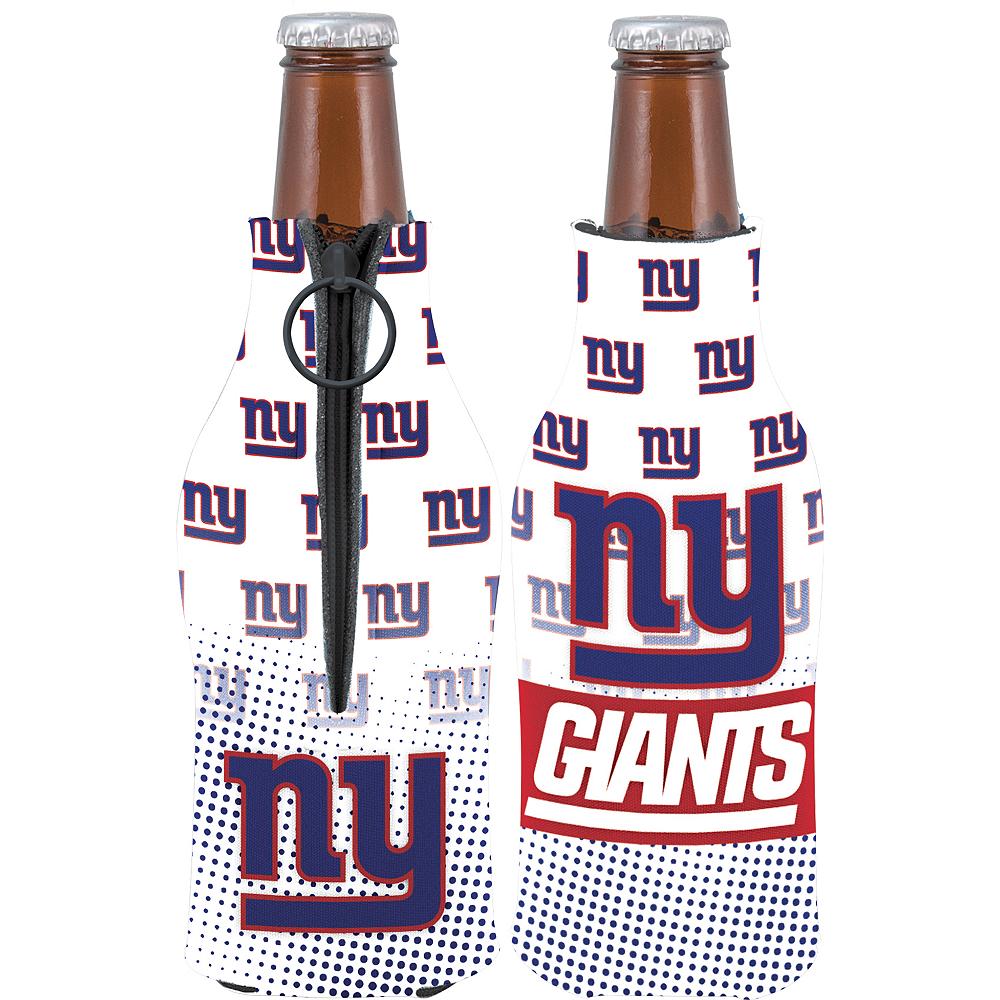 New York Giants Bottle Coozie Image #1