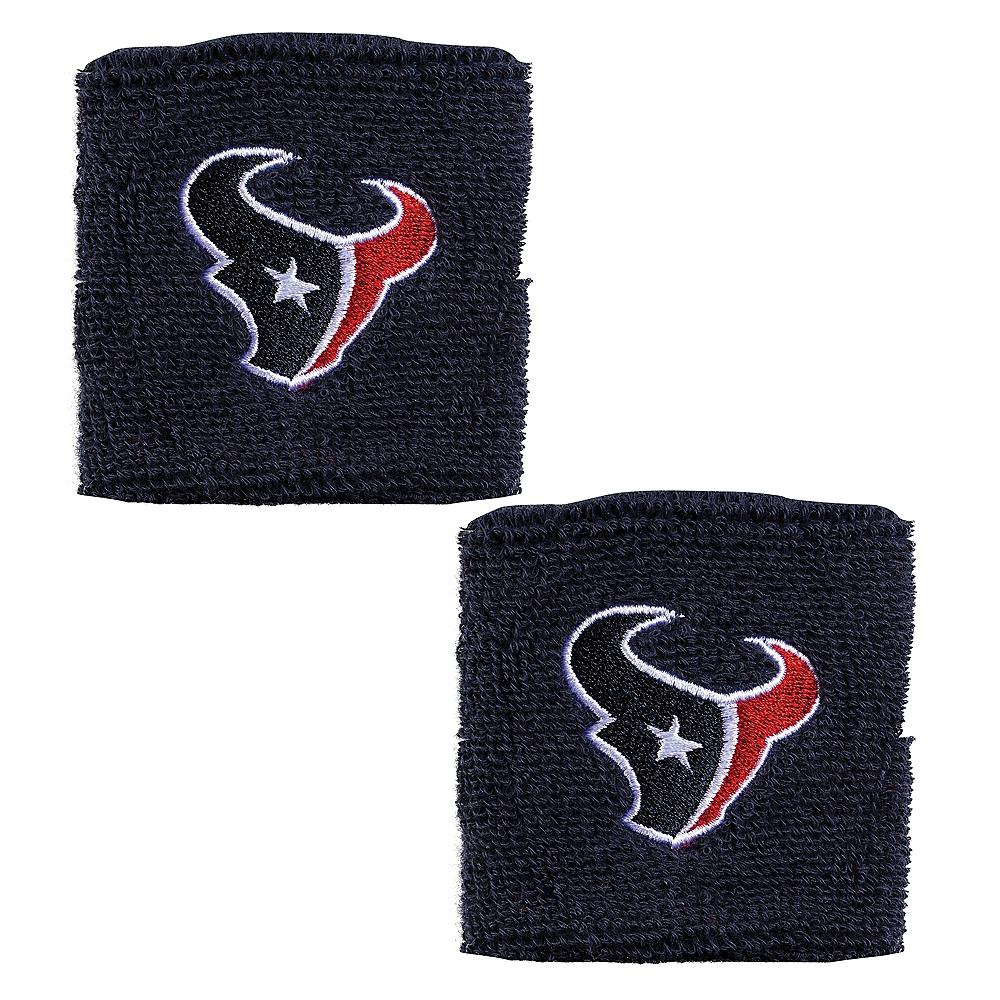 Houston Texans Wristbands 2ct Image #1