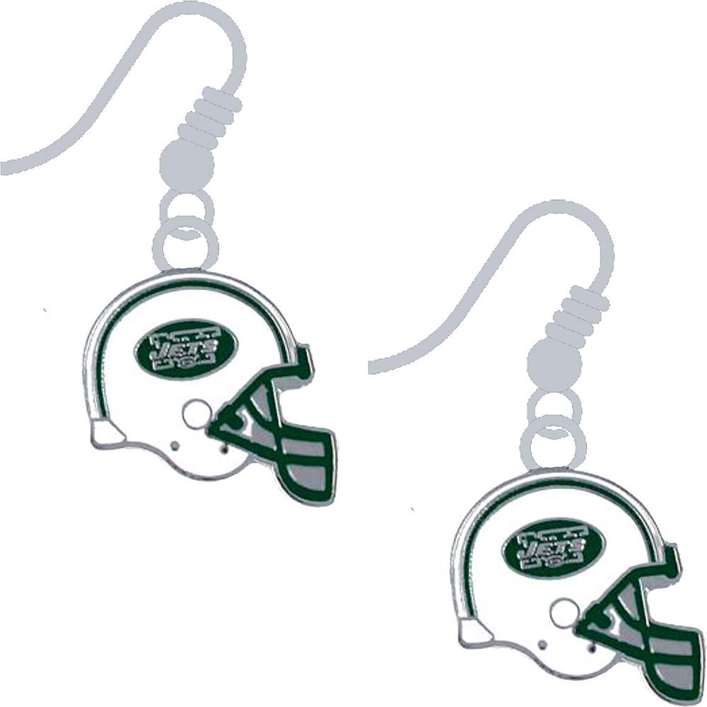 New York Jets Earrings Image #1