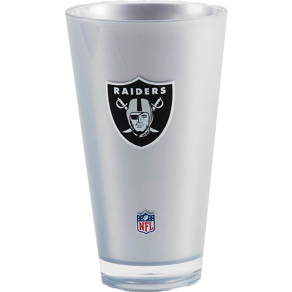 Nav Item for Oakland Raiders Tumbler Image #1