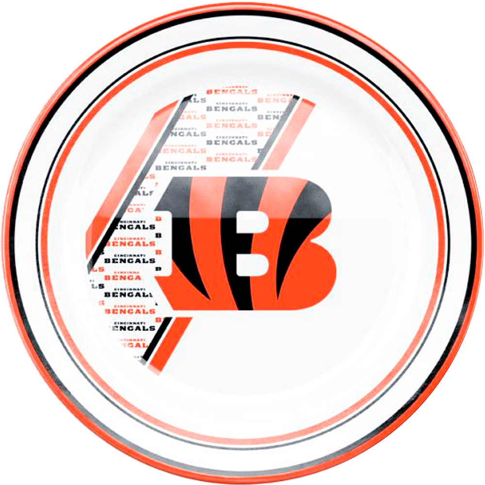 Nav Item for Cincinnati Bengals Plate Image #1