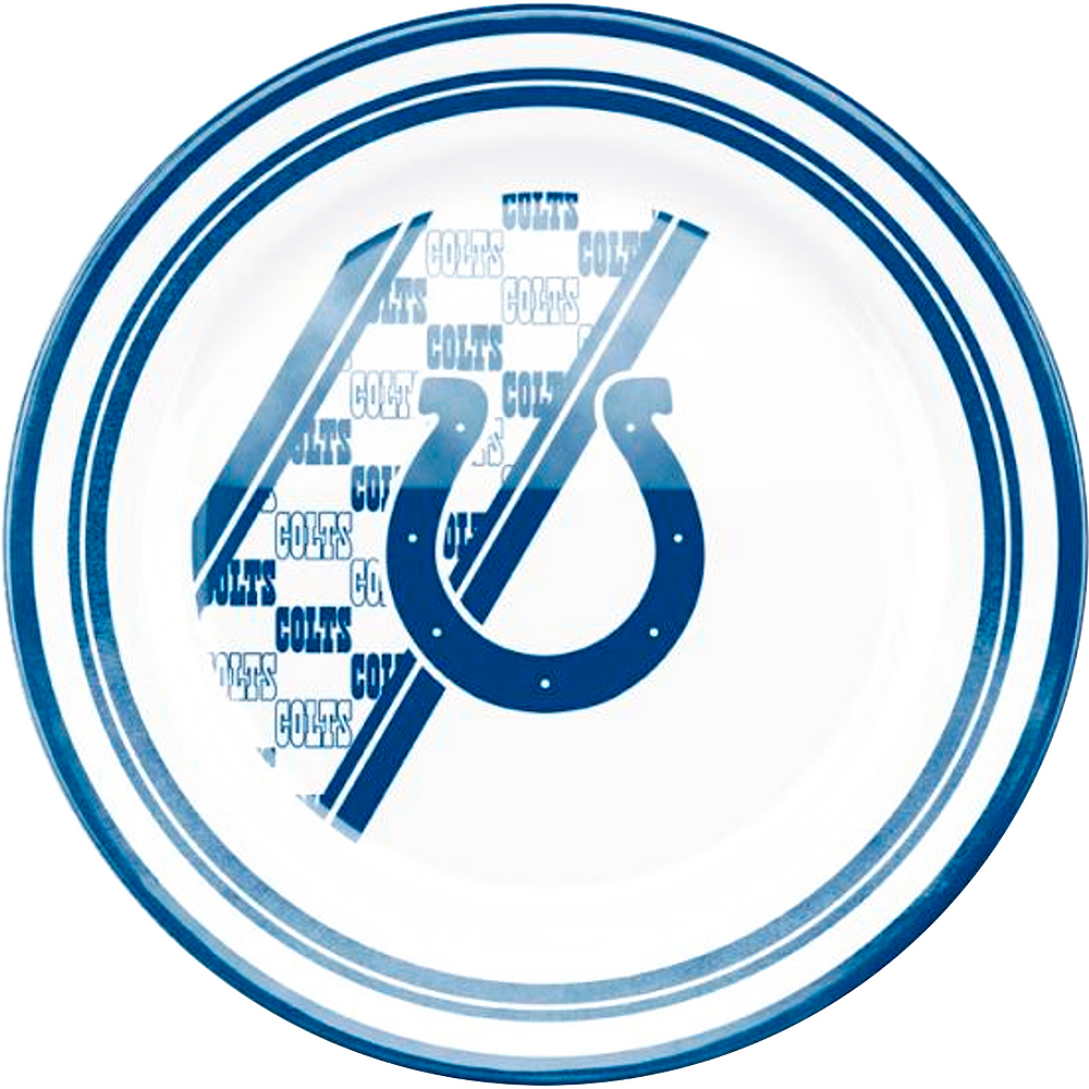 Indianapolis Colts Plate Image #1