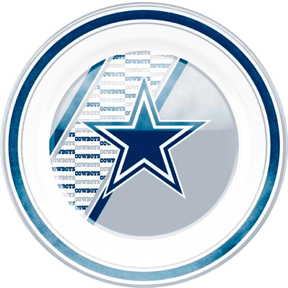 Dallas Cowboys Plate Image #1