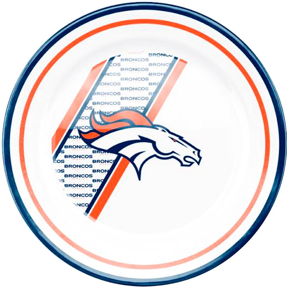 Denver Broncos Plate Image #1