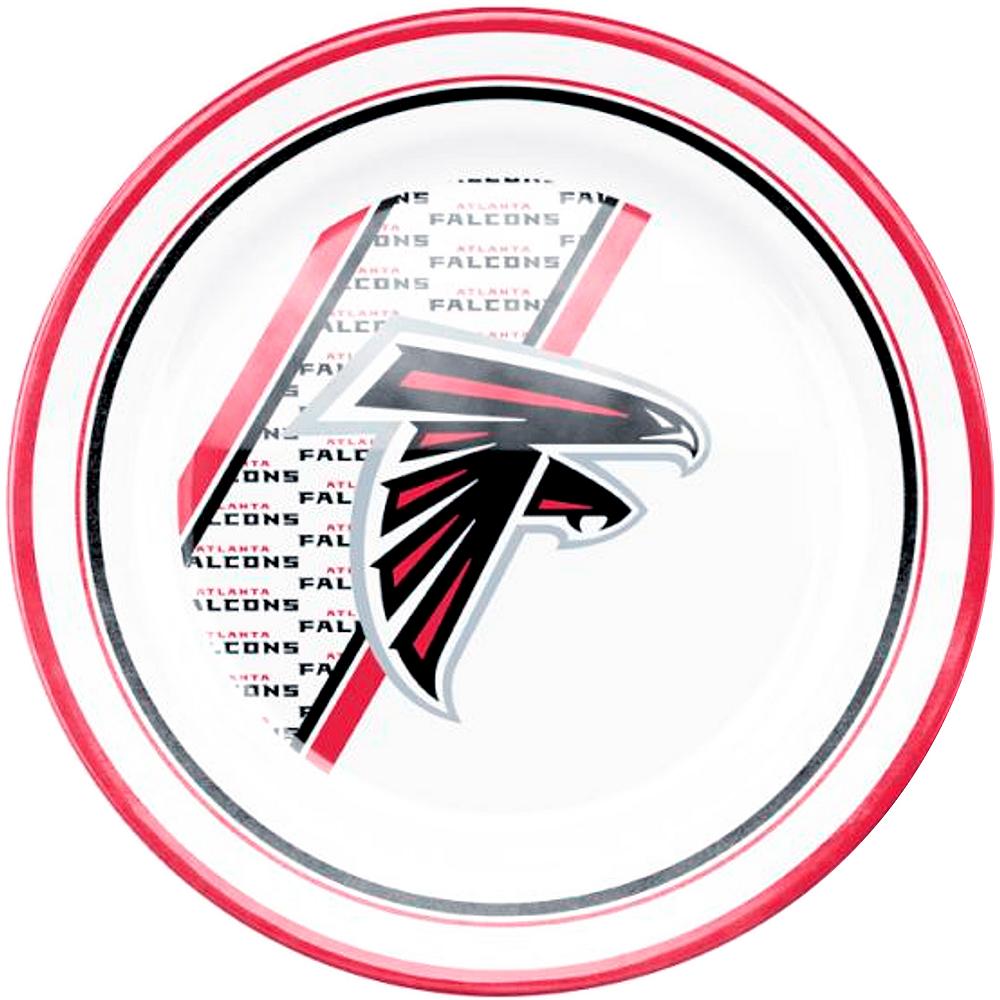 Atlanta Falcons Plate 10in | Party City