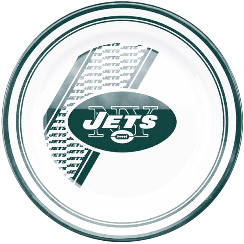 New York Jets Plate Image #1