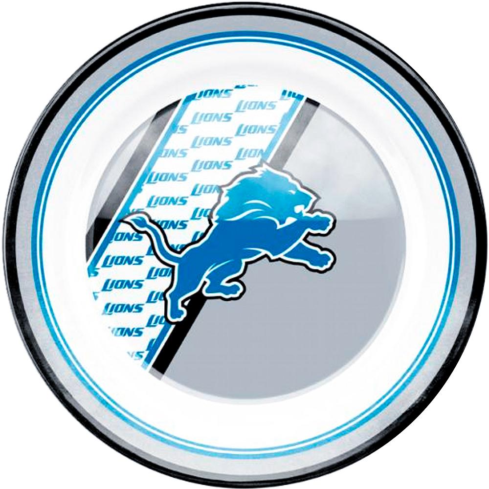 Detroit Lions Plate Image #1