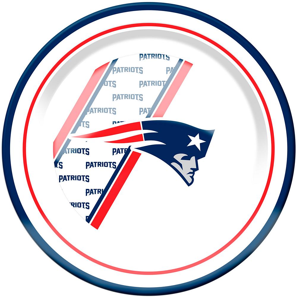 New England Patriots Plate Image #1