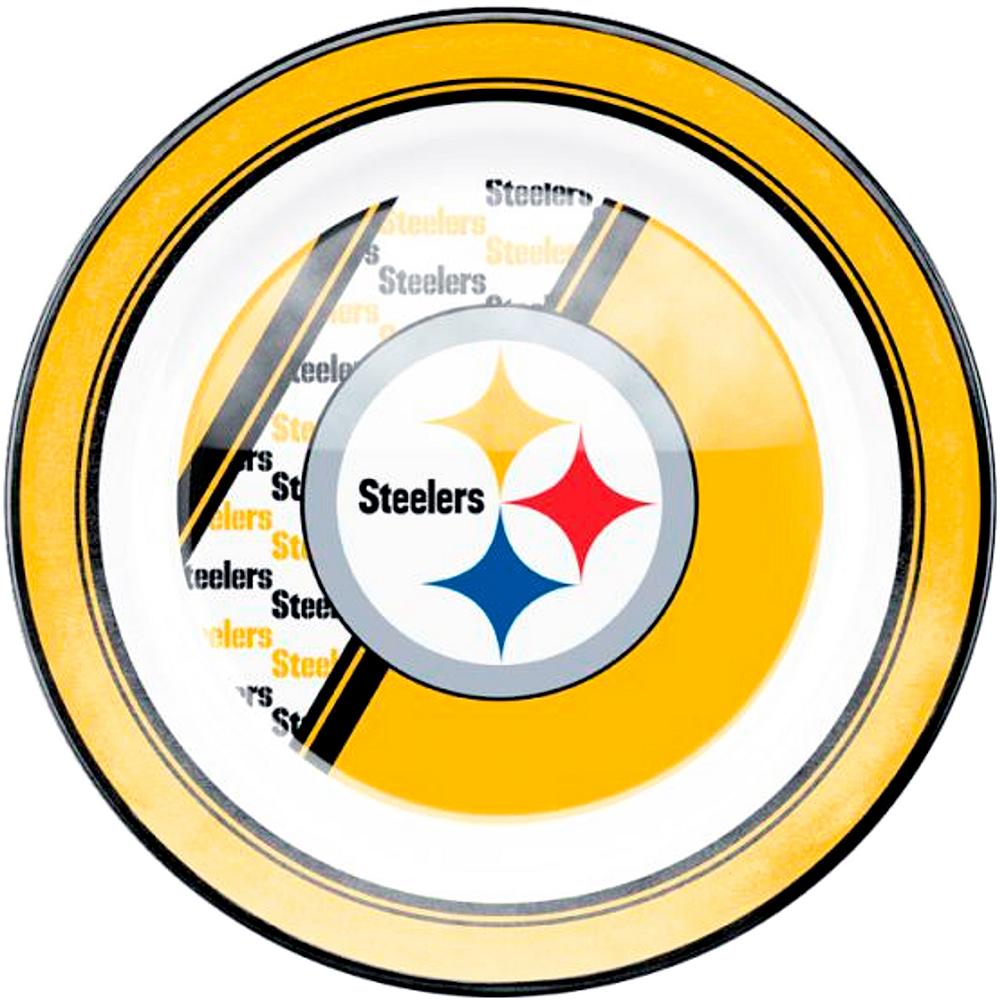 Pittsburgh Steelers Plate Image #1