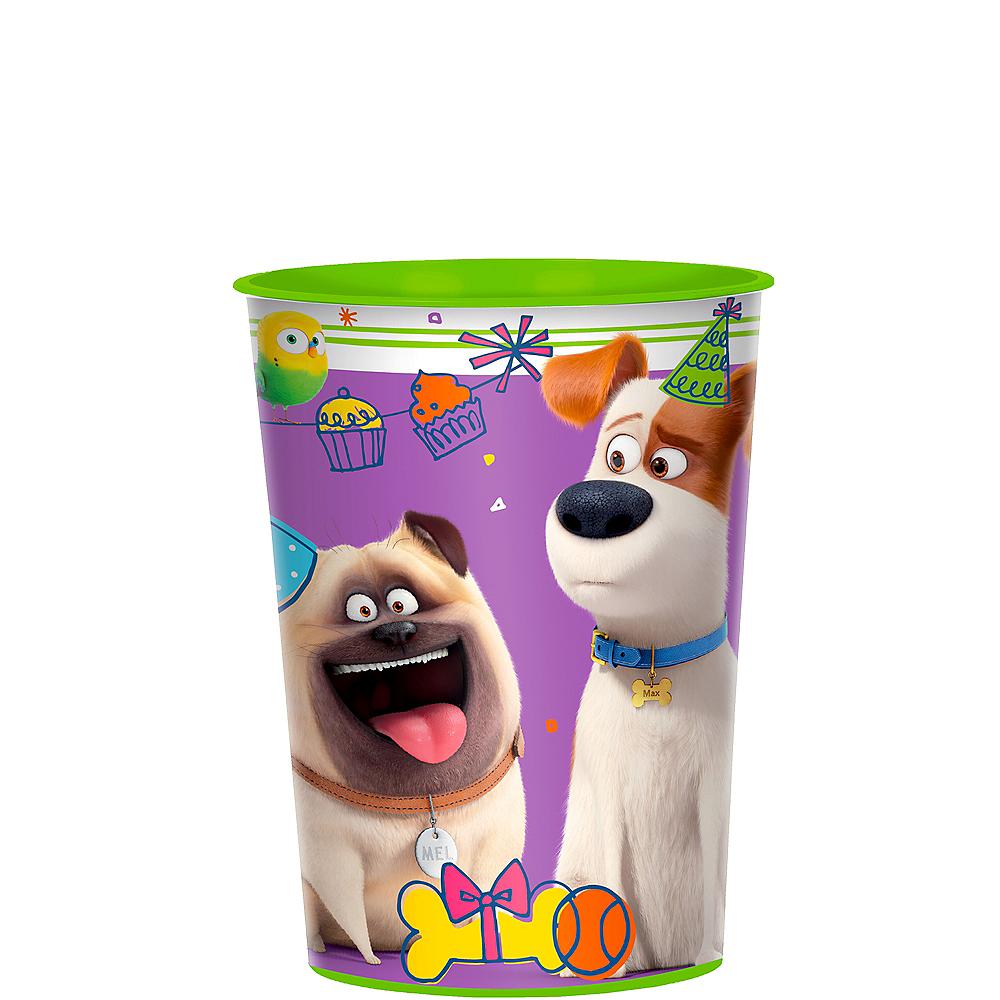 Secret Life of Pets 2 Favor Cup Image #1