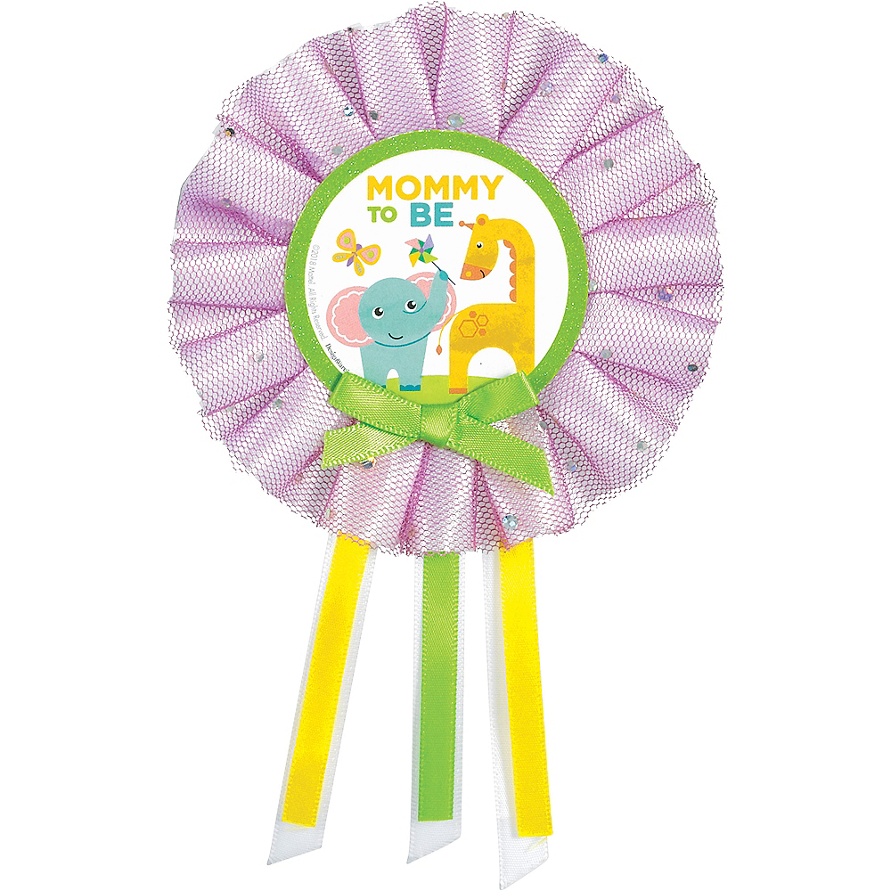Mommy-to-Be Award Ribbon Image #1