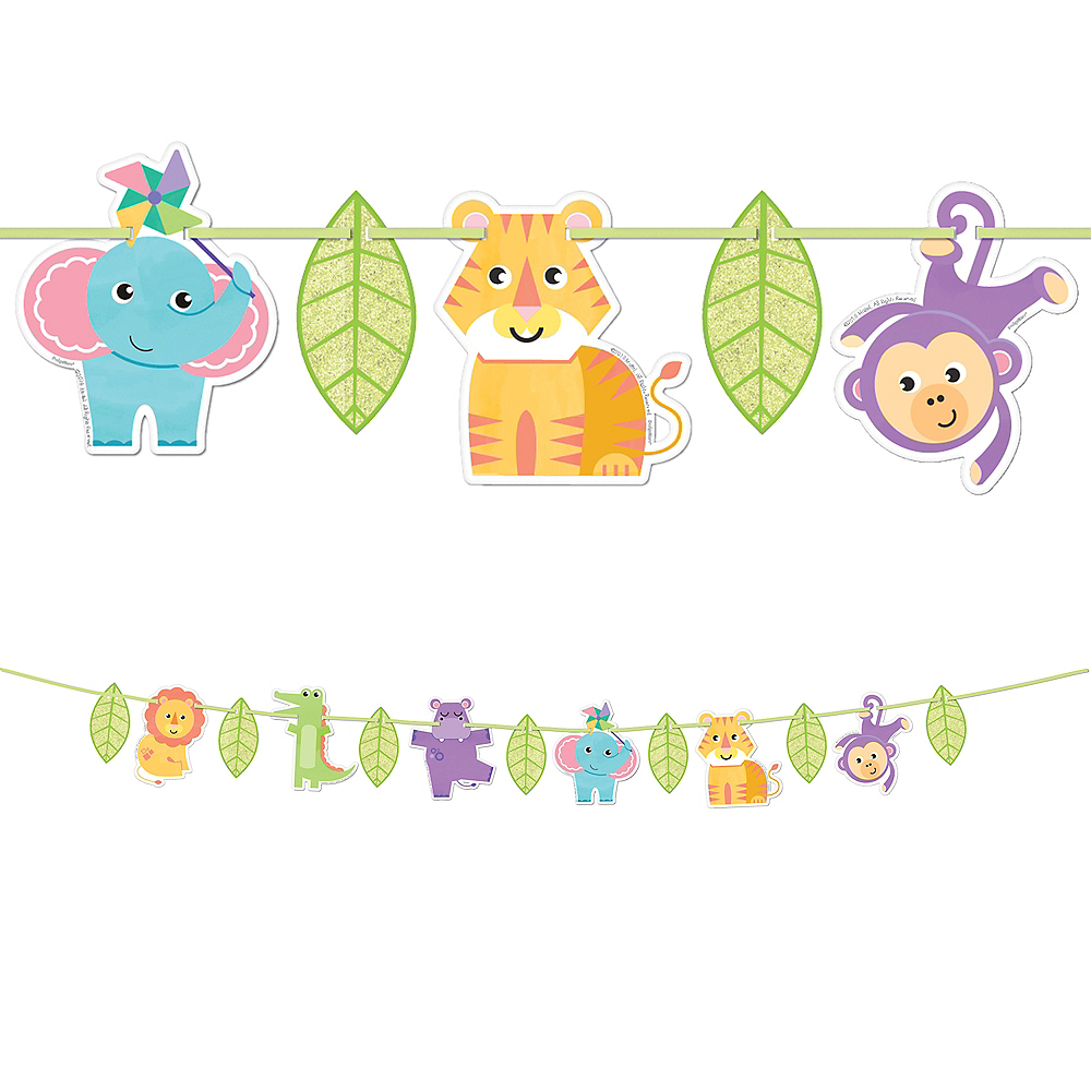 Fisher-Price Hello Baby Garland Image #1