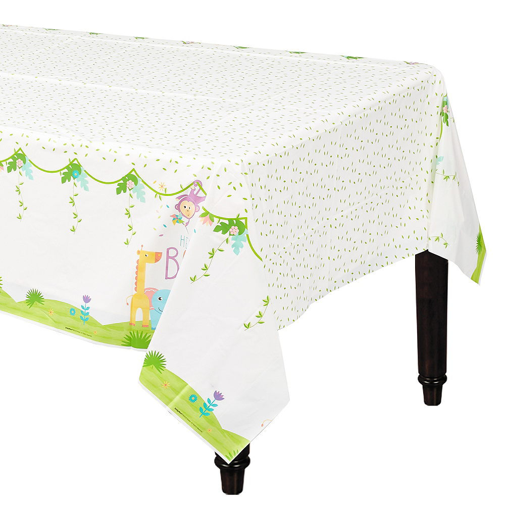 Fisher-Price Hello Baby Table Cover Image #1