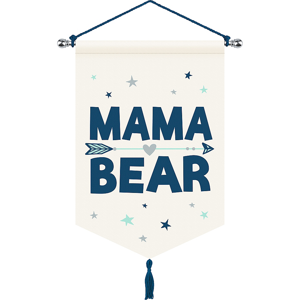 Nav Item for Canvas Mama Bear Sign Image #1
