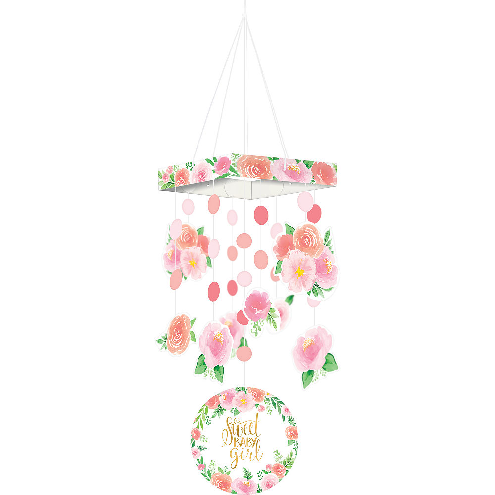 Nav Item for Floral Baby Chandelier Image #1