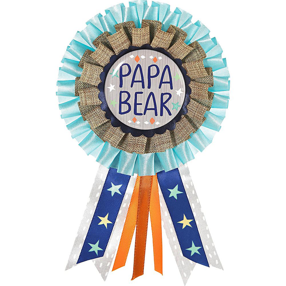 Papa Bear Award Ribbon Image #1