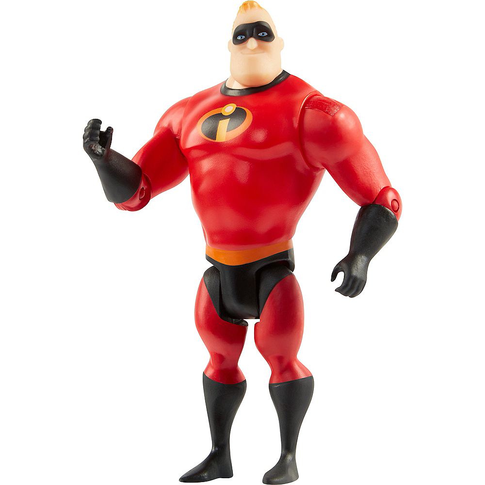 Mr. Incredible Action Figure - Incredibles 2 Image #3