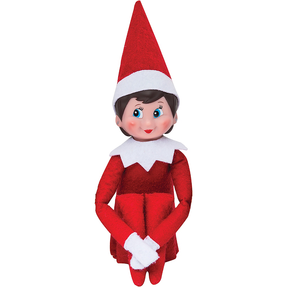 The Elf on the Shelf: A Christmas Tradition with Blue-Eyed Girl Scout Elf Image #2