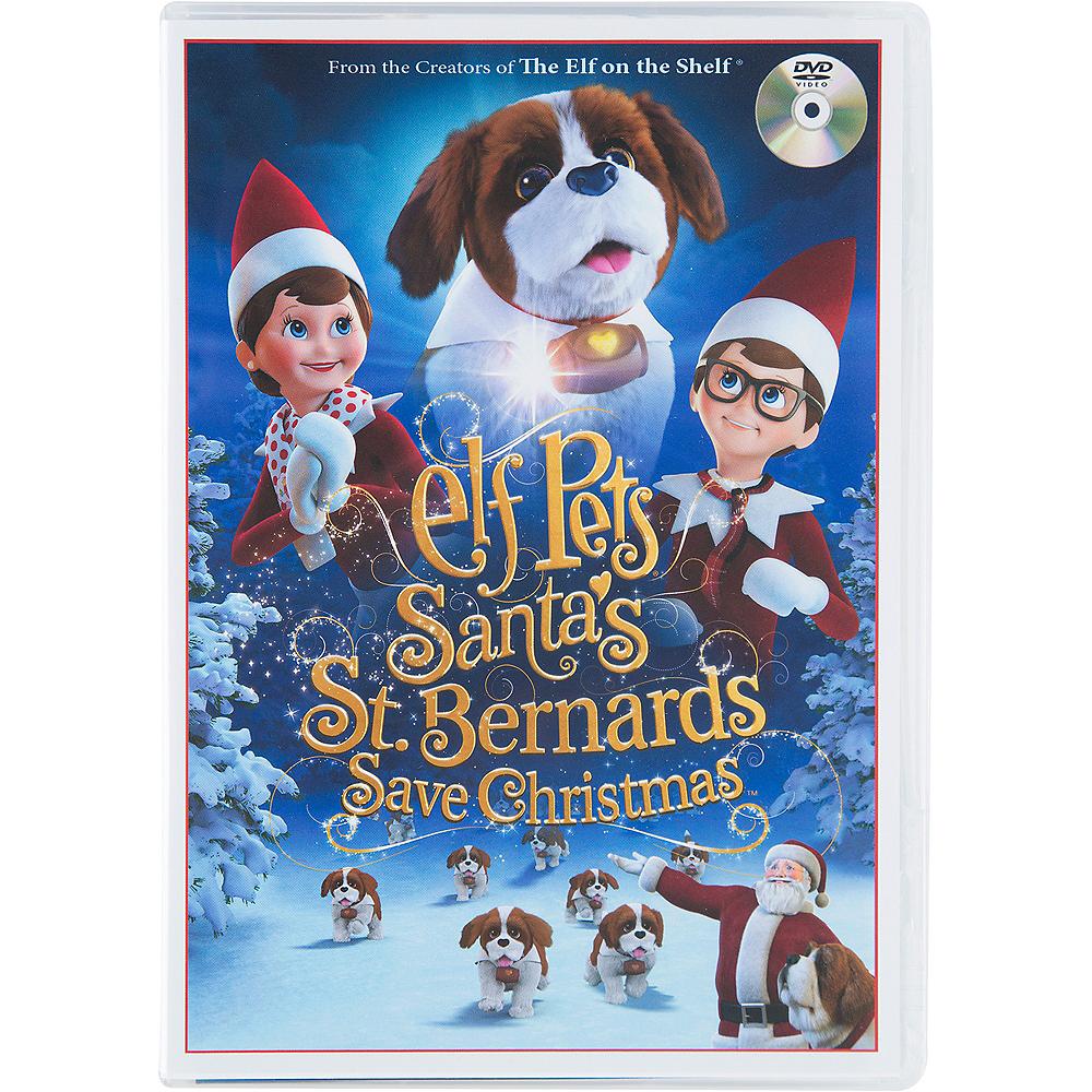 Elf Pets®: Santa's St. Bernards Save Christmas™ Image #1